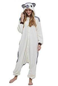pijama erizo